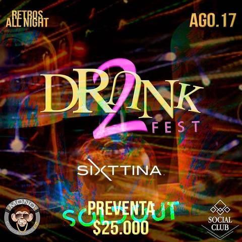 Drunk 2 Festival