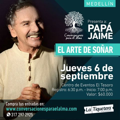 Papá Jaime El Arte de Soñar