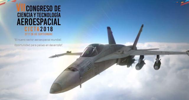 VII Congreso Internacional de Ciencia y Tecnología Aeroespacial.