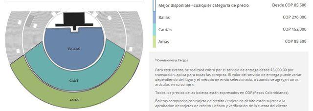 Carlos Vives En Concierto