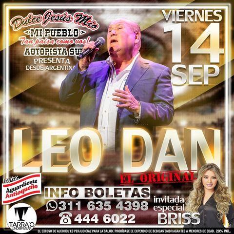Leo Dan El Original En Concierto
