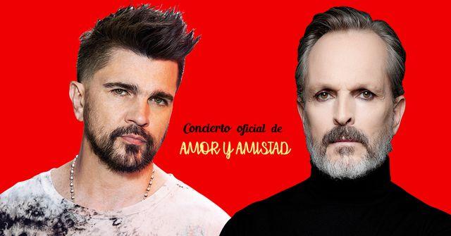 Juanes & Miguel Bosé