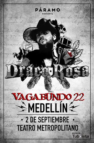 Robi Draco Rosa en Medellín