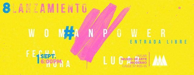 Lanzamiento WomanPower