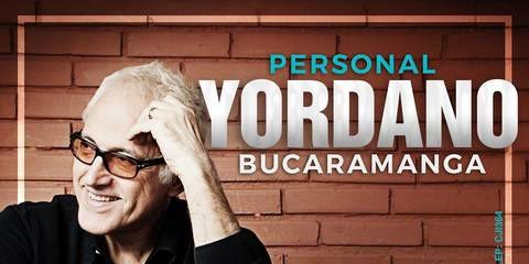 Vuelve Yordano a Bucaramanga