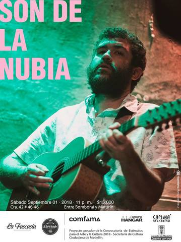 SALSA Y SON AL RITMO DE SON DE LA NUBIA