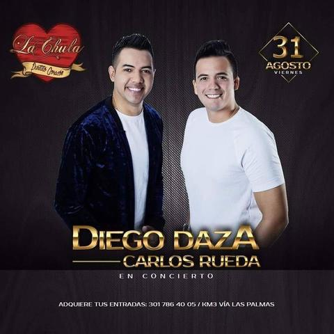 Diego Daza & Carlos Rueda En Concierto