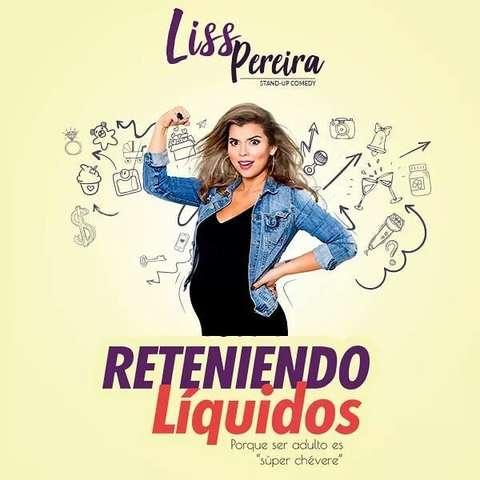 Reteniendo Líquidos con Liss Pereira