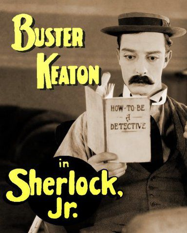 Sherlock Holmes Jr. De Buster Keaton