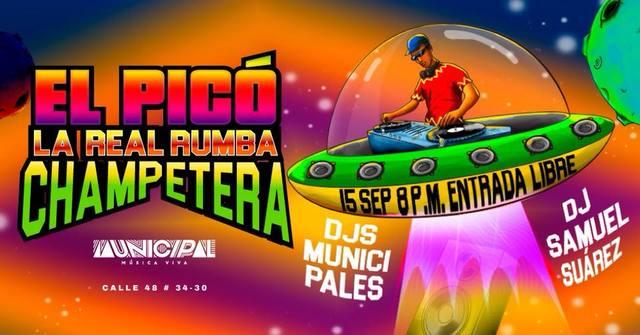 El Picó: La real rumba Champetera