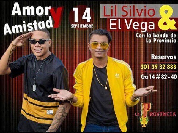 Lil Silvio & El Vega En La Provincia Bar