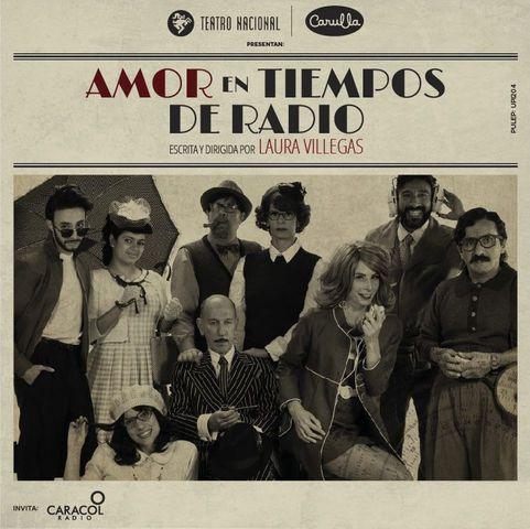 Amor En Tiempos De Radio