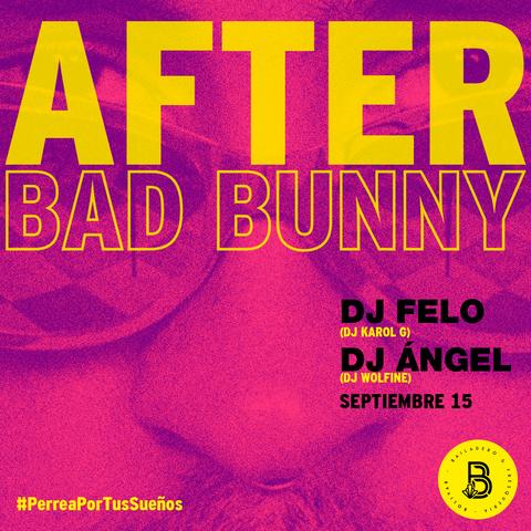 After Bad Bunny en Bolivar