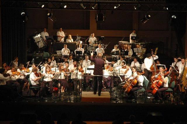 Concierto Orquesta Sinfonica UNAB