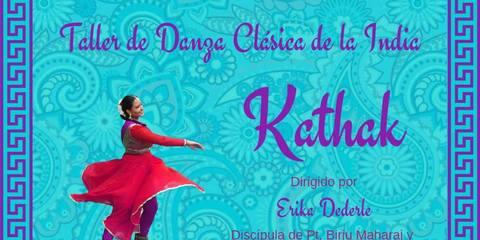 Taller de Danza Clásica o tradicional de la India