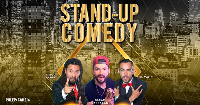 Stand Up Comedy en Sutton