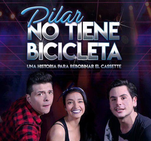 Pilar No Tiene Bicicleta