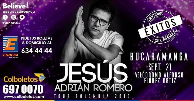 Jesús Adrían Romero En Concierto