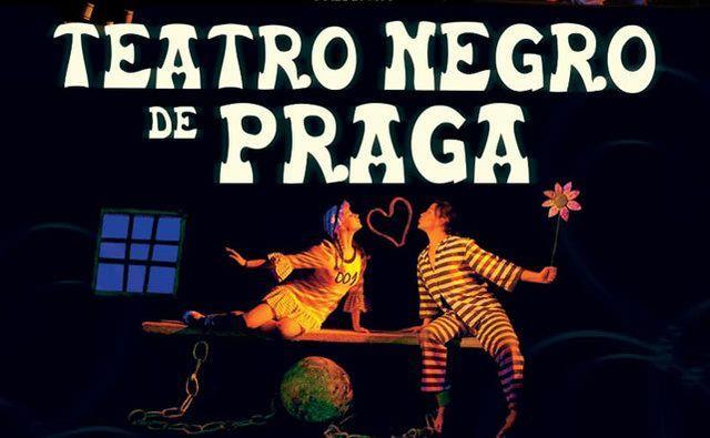 Teatro Negro de Praga en Bogotá