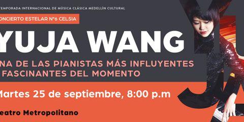 Yuja Wang En Concierto