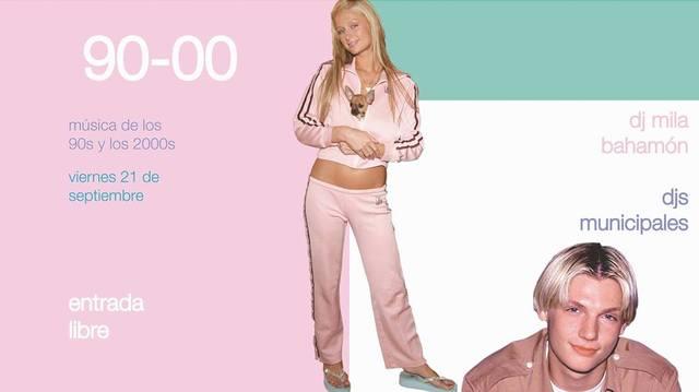 90-00: Música de los 90s