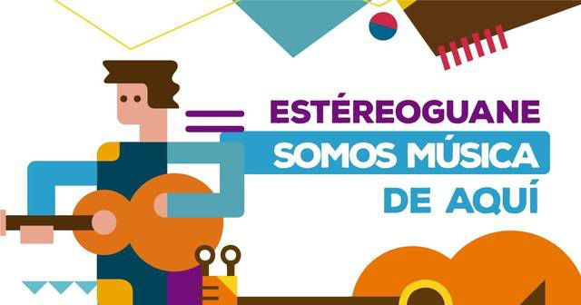 Estéreoguane: Somos música de aquí