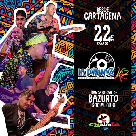 La Dinámica, Champeta desde Cartagena