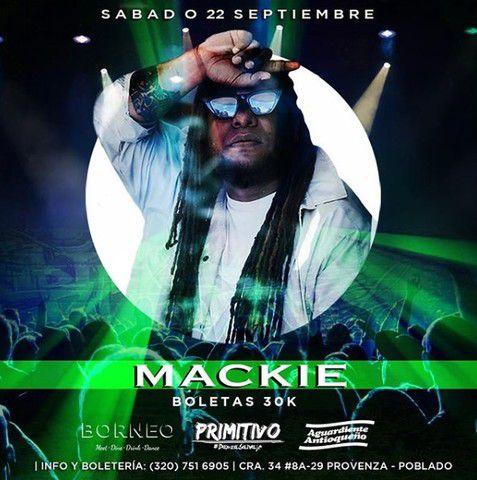 Mackie En Primitivo