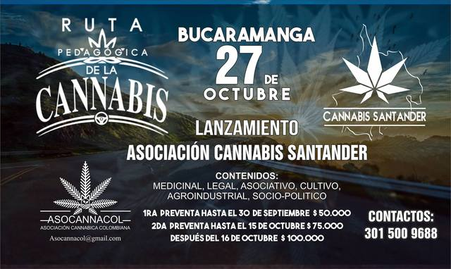RUTA PEDAGÓGICA DE LA CANNABIS