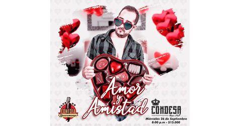 Amor y Amistad  con el Club de comedia Bucaramanga