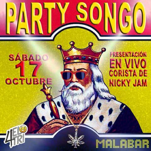 PARTY SONGO