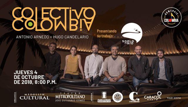 Colectivo Colombia: Soplo de Río