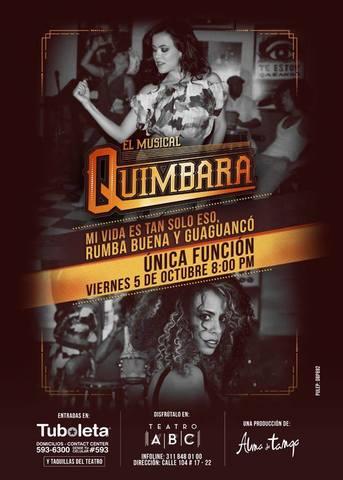 Quimbara El Musical