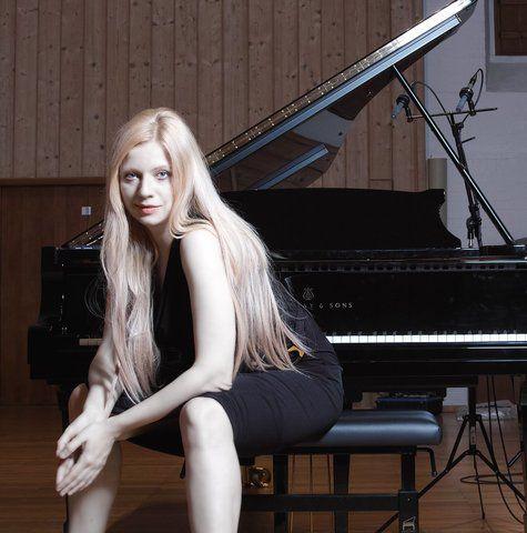 Concierto De Piano Con Valentina Lisitsa