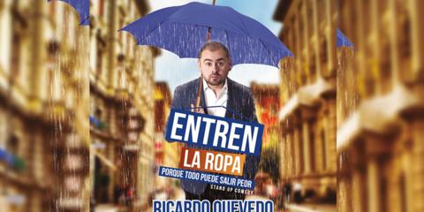 Ricardo Quevedo en Bucaramanga