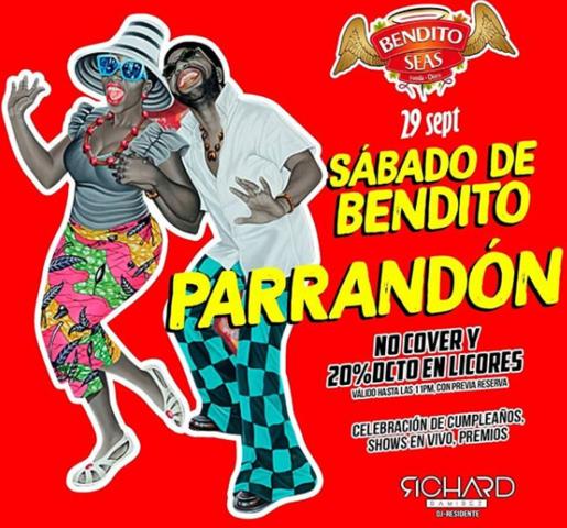 BENDITO PARRANDÓN