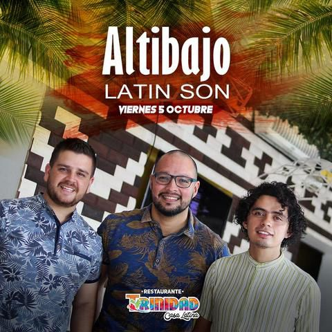 Altibajo Latin Son en Bucaramanga