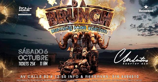 DA BRUNCH Burning Man Edition.