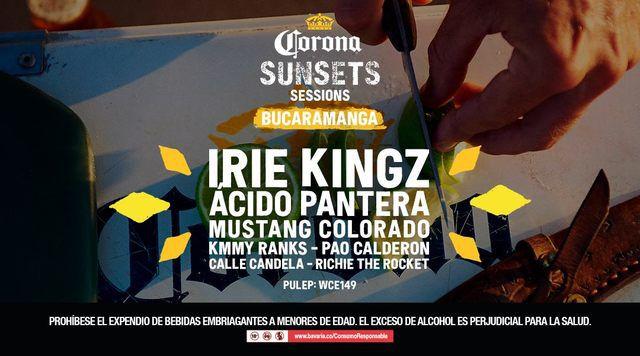 Corona Sunsets Sessions - Bucaramanga