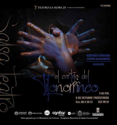 PERFORMANCE DE SALSA-TEATRO