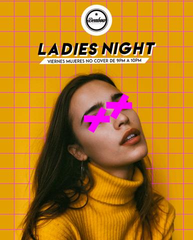 Ladies Night.