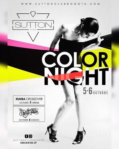 Color night