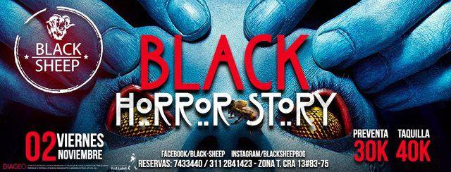 BLACK HORROR STORY