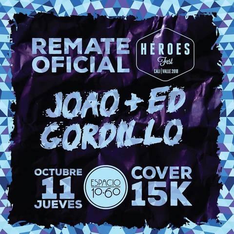 Remate Héroes Fest