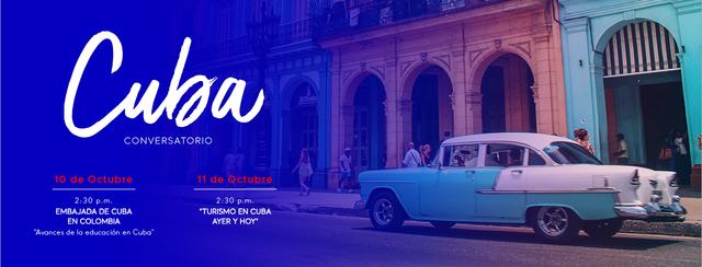 Cuba - Conversatorio