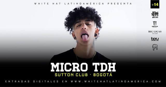 Micro TDH en Bogotá.