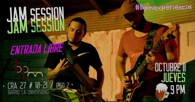 Jam Sessión