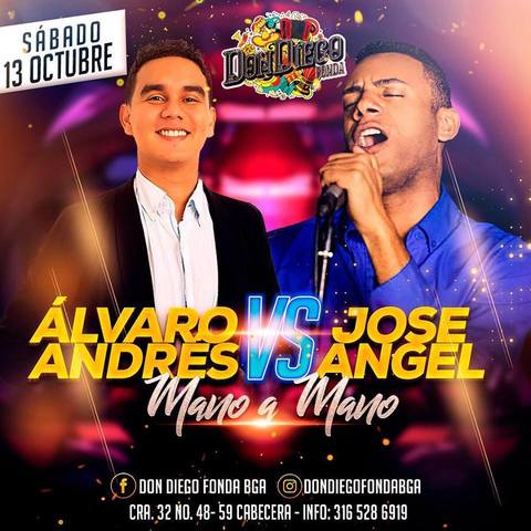 Álvaro Andrés VS Jose Ángel