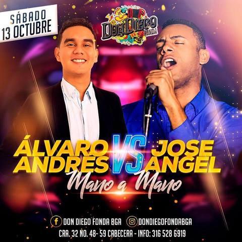 Álvaro Andrés VS Jose Ángel