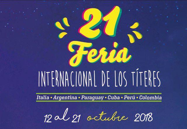Feria Internacional de Títeres